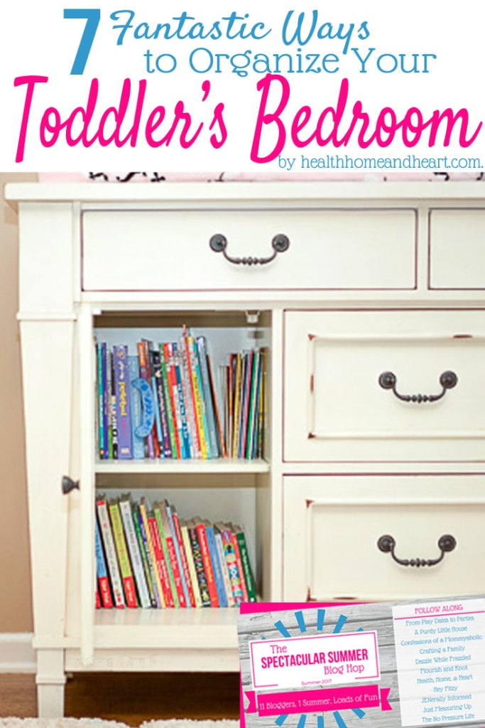 When you see this toddler's room, you'll be in love