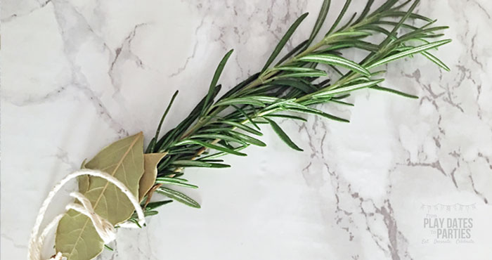 Find out how to make a bouquet garni to get all the delicious flavor of fresh herbs without the unpleasant texture of limp and waterlogged leaves.