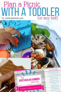 Exactly What You Need to Plan a Picnic with a Toddler (or any kid!)