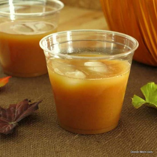 Harry Potter Pumpkin Juice by Dinner Mom