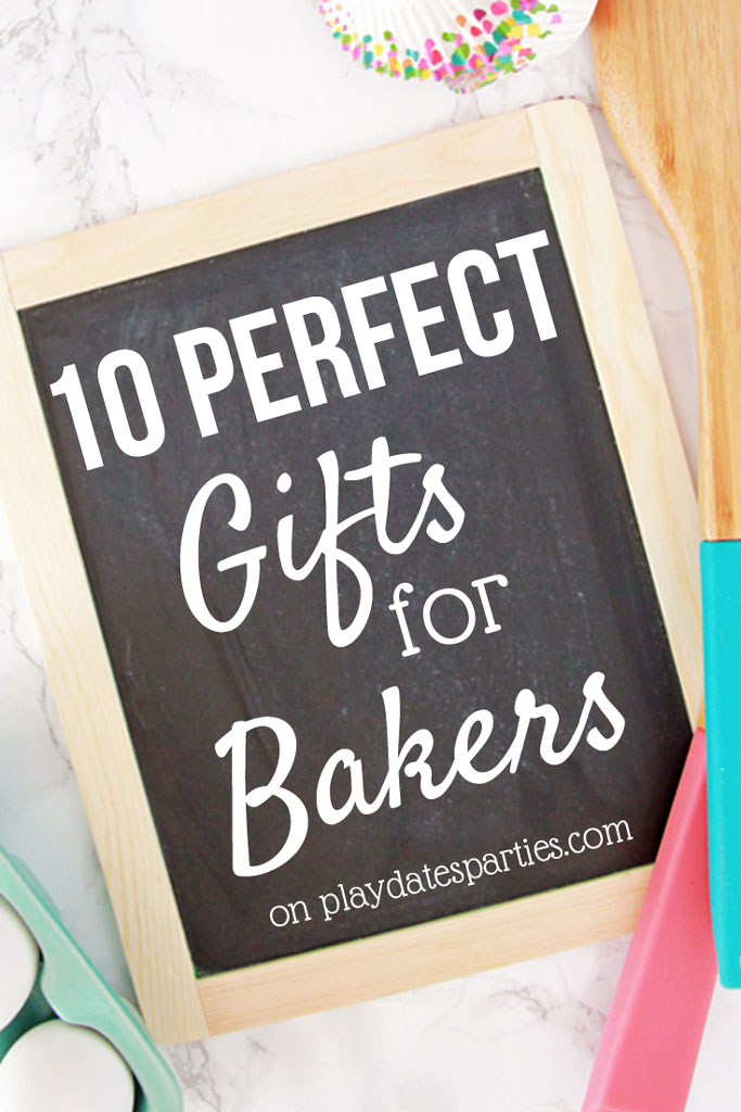 10 Fantastic Gifts for People Who Love Baking