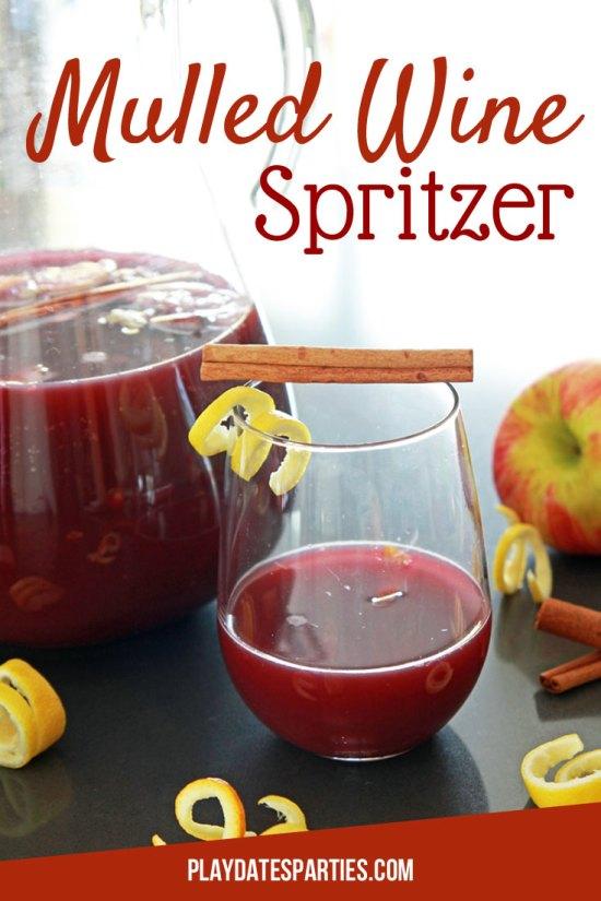 Mulled Wine Spritzer