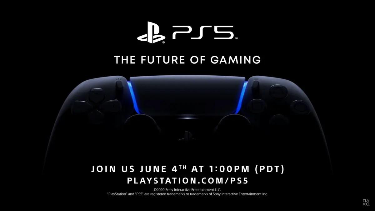 Sony confirma el evento en vivo con enfoque en los juegos de PS5 este 4 de junio