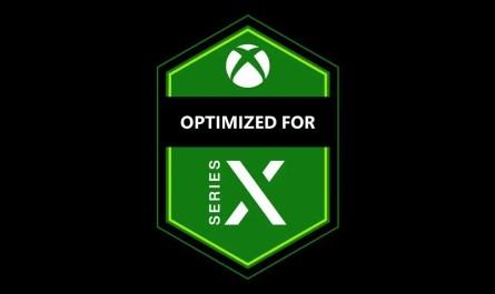 """La insignia """"Optimizado para Xbox Series X"""" confirma el logotipo oficial de la consola"""
