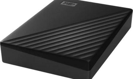 Este disco duro externo de 5TB está disponible en oferta por tiempo limitado