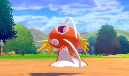 Ganar la batalla final de Pokémon Sword & Shield con un Magikarp es posible