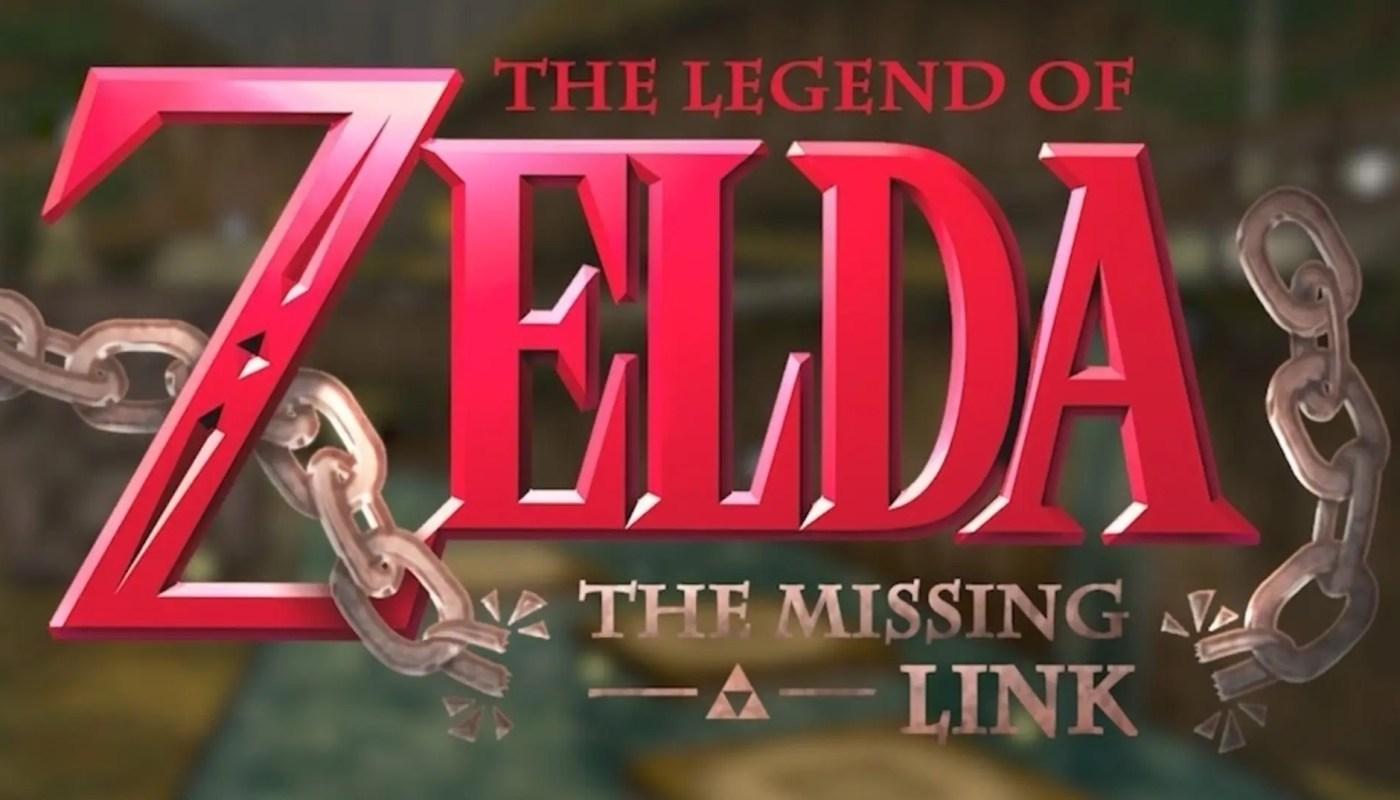 Zelda: The Missing Link es una hermosa secuela de Ocarina of Time hecha por fanáticos