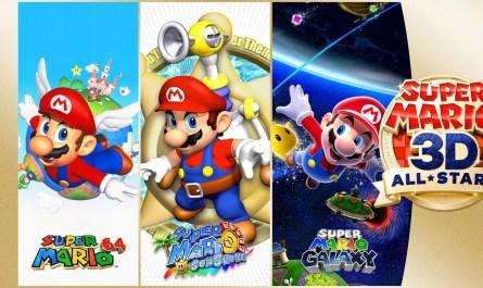 Nintendo anuncia Super Mario 3D All-Stars