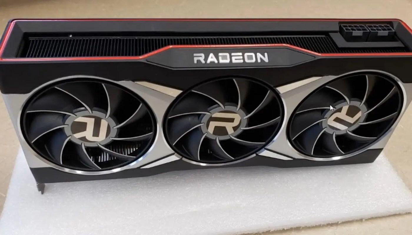 AMD revela el diseño de las tarjetas Radeon RX 6000