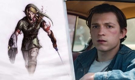 Tom Holland podría interpretar a Link en la rumoreada adaptación de The Legend of Zelda de Netflix
