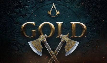 Assassin's Creed Valhalla ya es gold