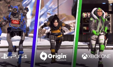 Apex Legends agrega juego cruzado junto con el próximo evento de colección