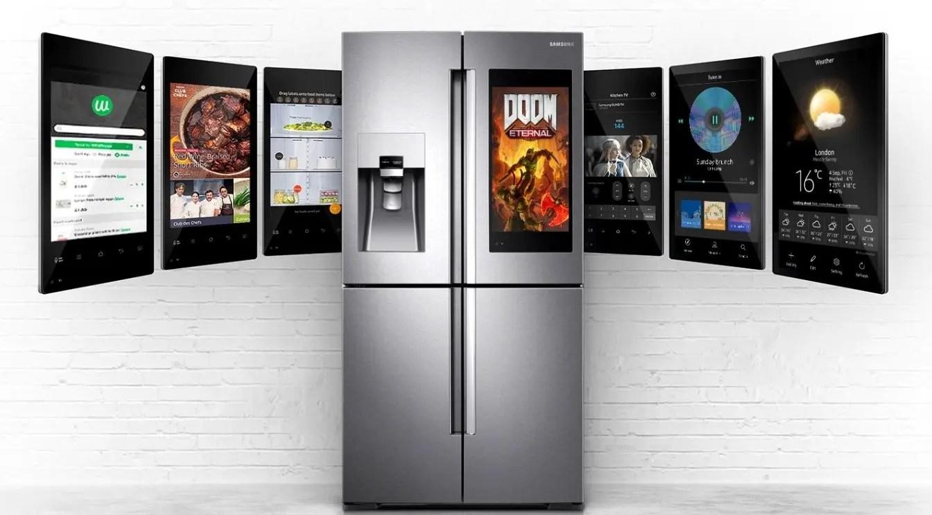 Doom Eternal logra jugarse en un refrigerador gracias a xCloud