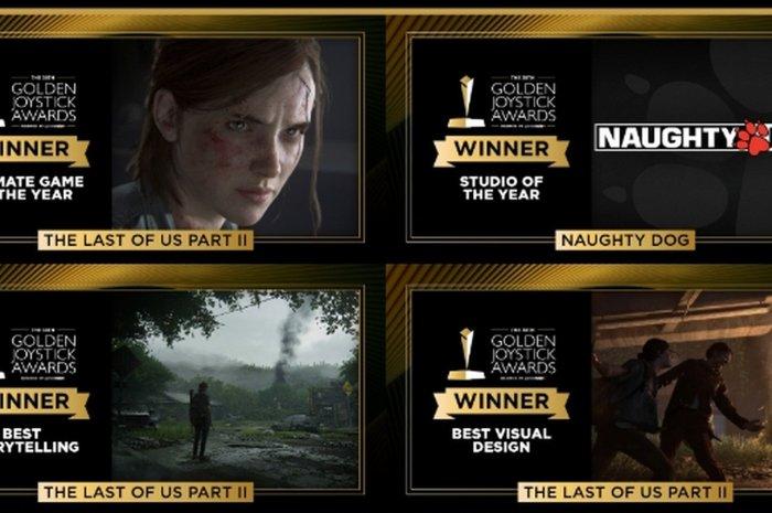 The Last of Us 2 es el juego definitivo del año en los premios Golden Joystick Awards