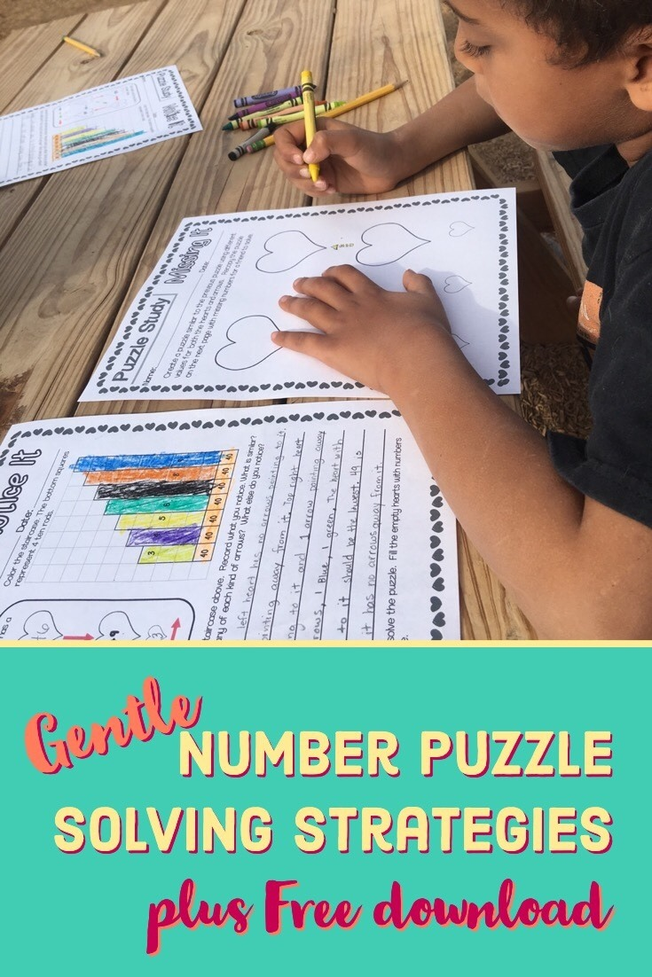 Number puzzle solving strategies have often evaded me and to be honest, I am guilty of abusing the trial and error puzzle solving strategy. However, today, I am going to share with you an amazing strategy I have learned that has changed the way we approach number puzzles.