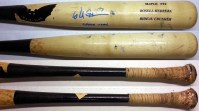Rosell Herrera Game Used SAM Bat