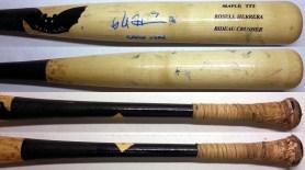Rosell Herrera Game Used SAM Bat