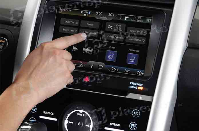 autoradio gps player top