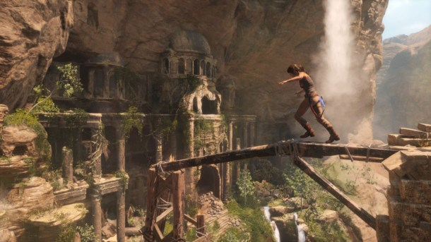 Can Tomb Raider Rise to the Challenge?
