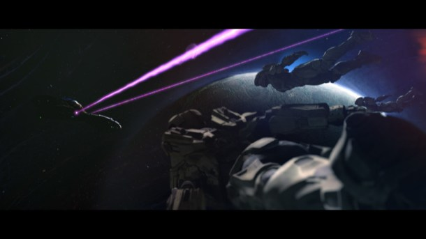 Competition - Halo: The Fall of Reach