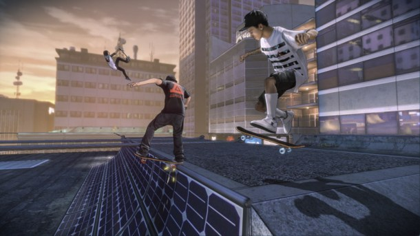 As Time Goes By - Tony Hawk Pro Skater 5