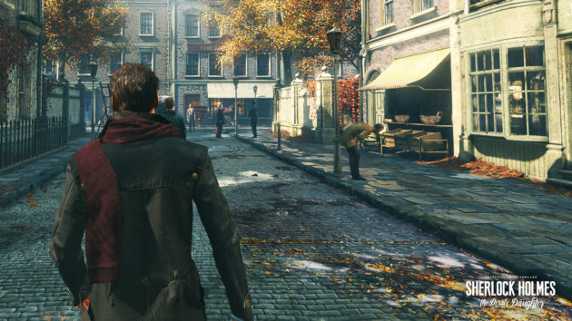Sherlock Holmes: The Devils Daughter - Review