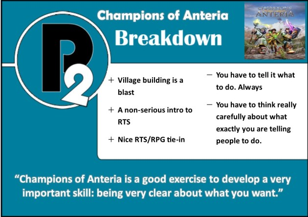 Champions of Anteria - Review