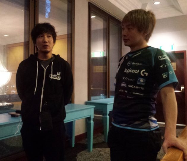 OzHadou Nationals 14 – Interview with Daigo Umehara and Itabashi
