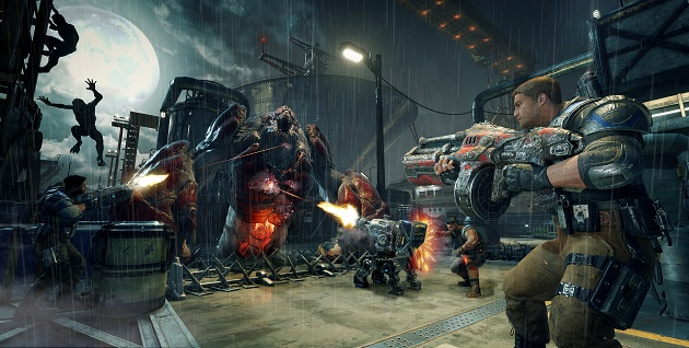 Gears of War 4 - Multiplayer Review