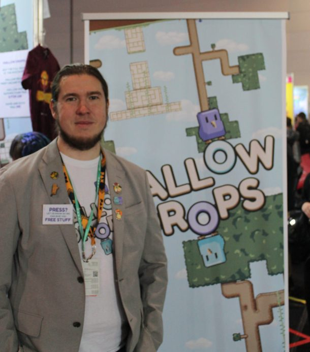 PAXAUS 2016 Interview - John Kane: Mallow Drops