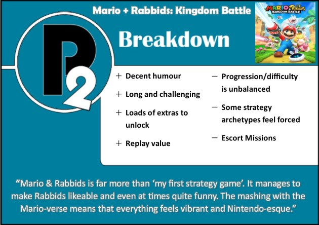 Mario + Rabbids: Kingdom Battle - Review