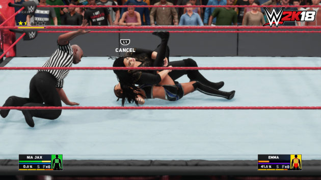 WWE 2K 18 - Review