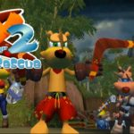 Player 2 Plays - Ty the Tasmanian Tiger 2