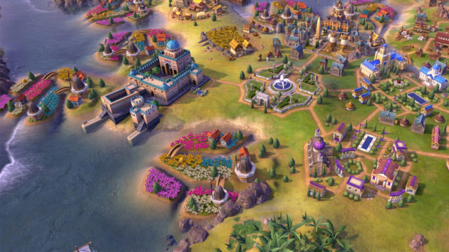 Civilization VI Rise and Fall: An Experience for Existing Fans Only