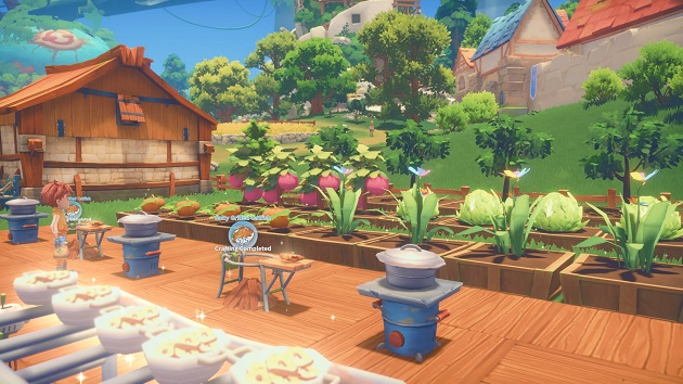 My Time at Portia - Early Access Preview