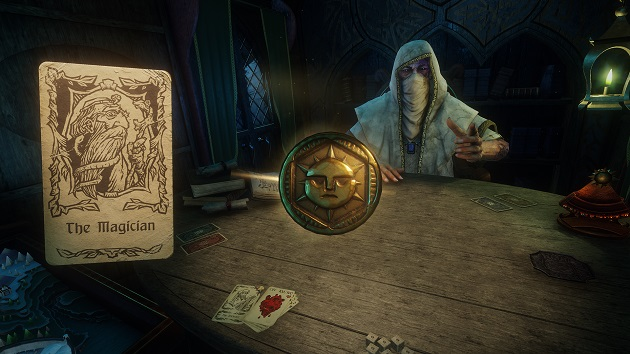 Hand of Fate 2 - A Choose Your Own Death Adventure