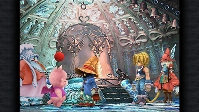 Final Fantasy IX Screenshot 1