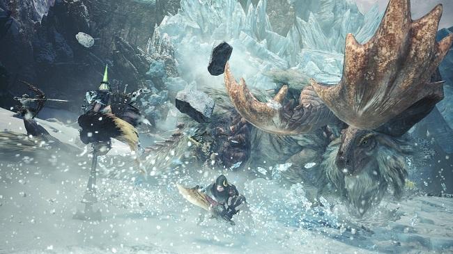 Monster Hunter World: Iceborne - Beta Detailed