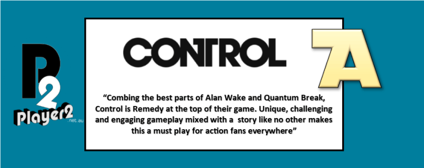 Control - Bend Your Mind and Your Controller