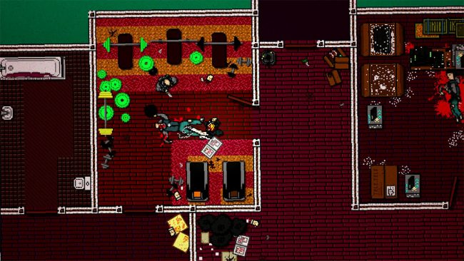Hotline Miami Collection - Neon Soaked Switch Killing