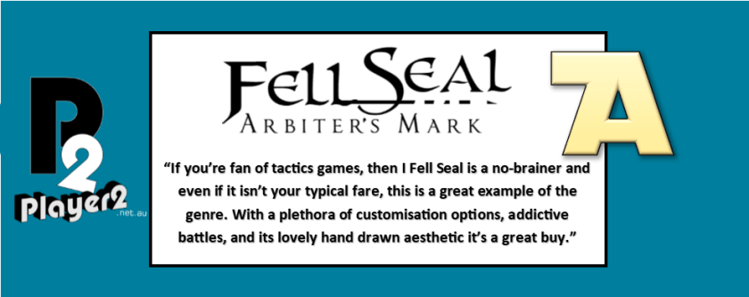 Fell Seal: Arbiter's Mark - A Tactical Surprise