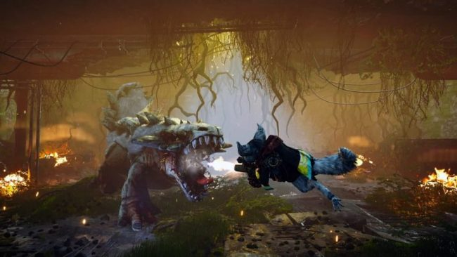 Biomutant - Hands-on Preview
