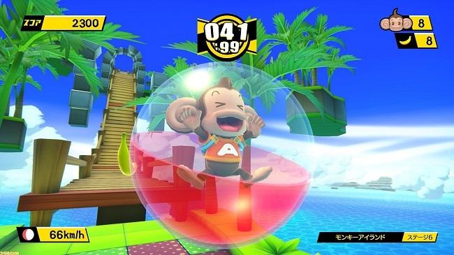 Super Monkey Ball Banana Blitz HD - A Rolling Ball of Frustration