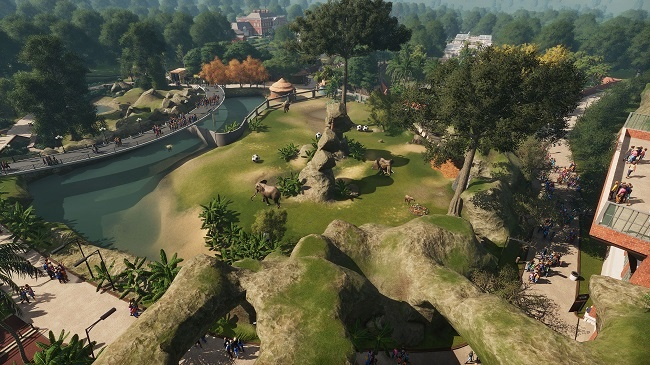 Planet Zoo - A World of Wonder and Menus