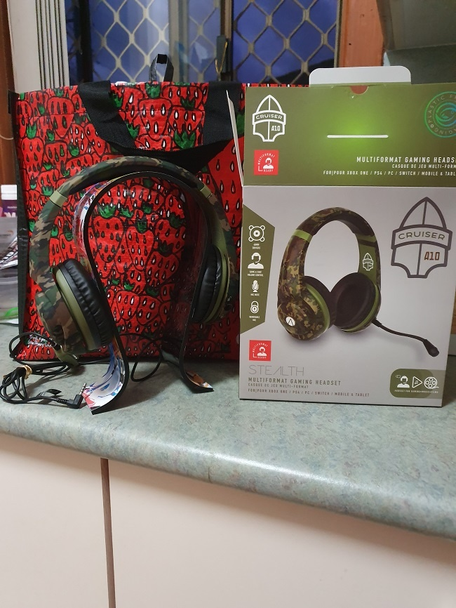 Welcome to the World of Stealth Gaming Headsets