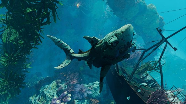 Maneater: Hands-on with an Aquatic Killer