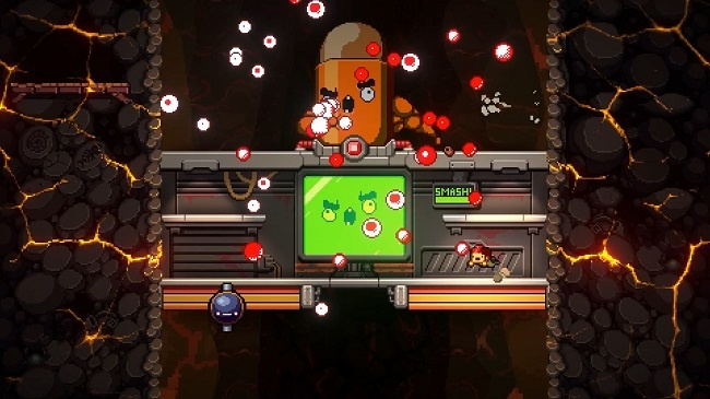 Exit the Gungeon - A Quick Distraction from the Main Game