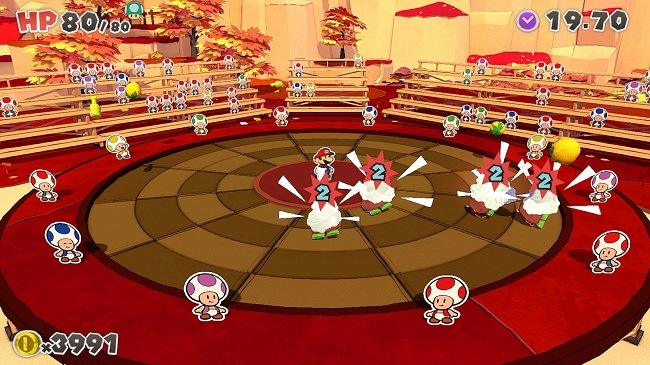 Paper Mario: The Origami King -  Enjoyable but not Essential