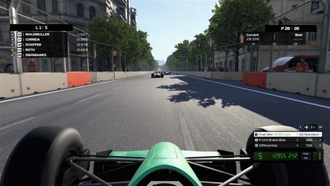 F1 2020 - The Road to Perfection