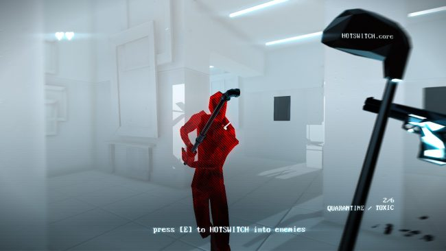 SUPERHOT: Mind Control Delete - Too Much of a Good Thing